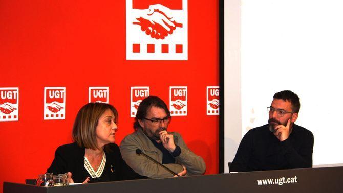 La setmana passada UGT anunciava a la seva plantilla de Catalunya que portarien a terme un ERTO per causes productives però, Què produeix UGT excepte traïcions a la classe obrera?…