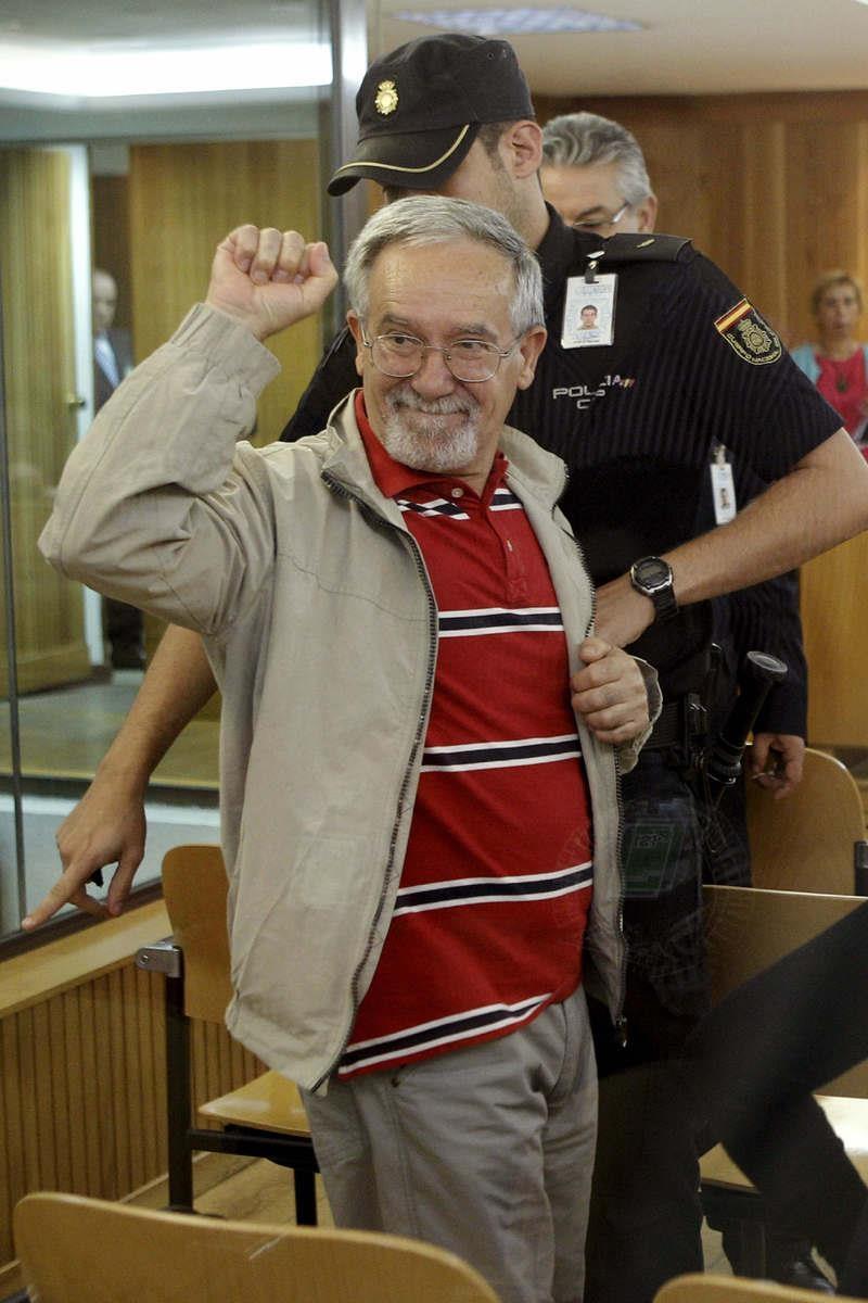 Hemos recibido informaciones sobre la situación del preso político Manuel Pérez Martínez, 'Camarada Arenas', Secretario General del Partido Comunista de España reconstituido, la cual de por sí injusta – puesto…