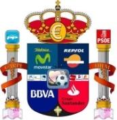 """""""El ejecutivo del Estado moderno no es otra cosa que el comité de administración de los negocios de la burguesía""""  Karl Marx  La superestructura burguesa del régimen capitalista en el Estado español…"""