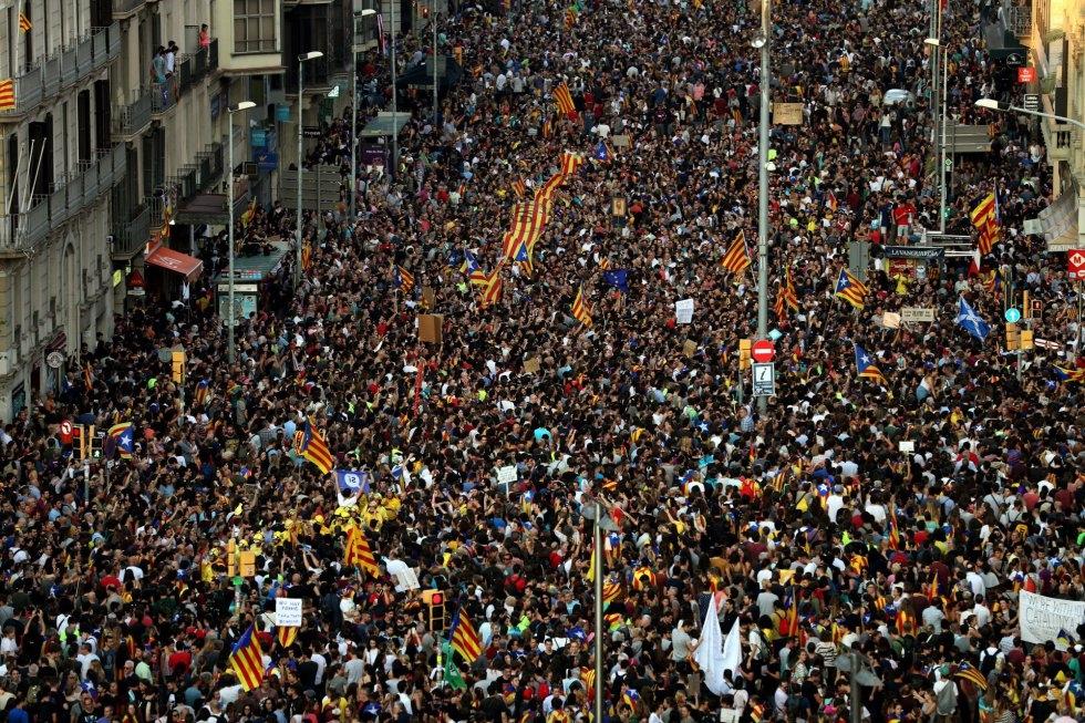 El régimen del 78 sigue en su deriva esquizofrénica y criminal hacia un baño de sangre, tanto contra el pueblo catalán como contra la disidencia del resto del Estado. En…