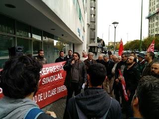 El pasado día 9 de este mes, el Juzgado de lo Social número 5 de Sevilla dictó sentencia declarando nulo el despido de nuestro Secretario General Francisco Barjas, por considerar…