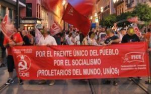 Según el último Boletín Oficial del Estado – burgués – español, los sindicatos del régimen capitalista –adscritos a la CSI imperialista – , recibirán vía PGE, un monto cercano a…