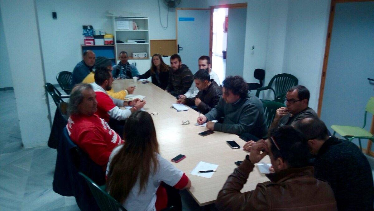 El pasado sábado 10 de diciembre de 2016 tuvo lugar un encuentro en Puerto Real entre miembros de Unificando las Luchas (Correos en Lucha, Coca-Cola en lucha, Indra, entre otros),…