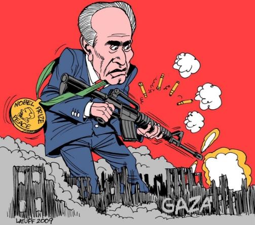 Esta semana ha muerto Shimon Peres, el criminal de guerra fundador del Estado israelí que se escondió durante toda la vida bajo la miserable máscara de la socialdemocracia. El dos veces…