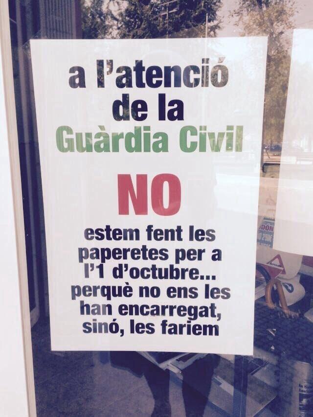 El pasado miércoles fue votada y aprobada por la mayoría del Parlament de Catalunya, la ley del Referéndum del 1 de octubre. Al día siguiente, se aprobó la Ley de…
