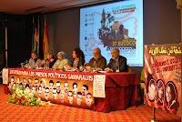 Con la presencia del presidente de la República Árabe Saharaui Democrática (RASD), Mohamed Abdelaziz, continúa hoy en Sevilla la 37 Conferencia Europea de Coordinación del Apoyo al Pueblo Saharaui (EUCOCO…