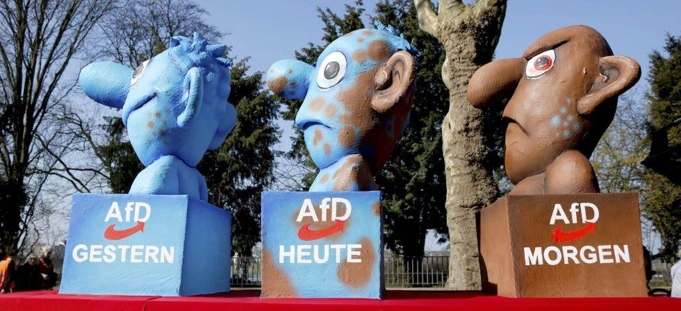 Las elecciones en Alemania permiten, por primera vez desde la Segunda Guerra Mundial, la entrada de un partido fascista en el Parlamento. Alternativa por Alemania(Afd) ha logrado un 12,6% de…