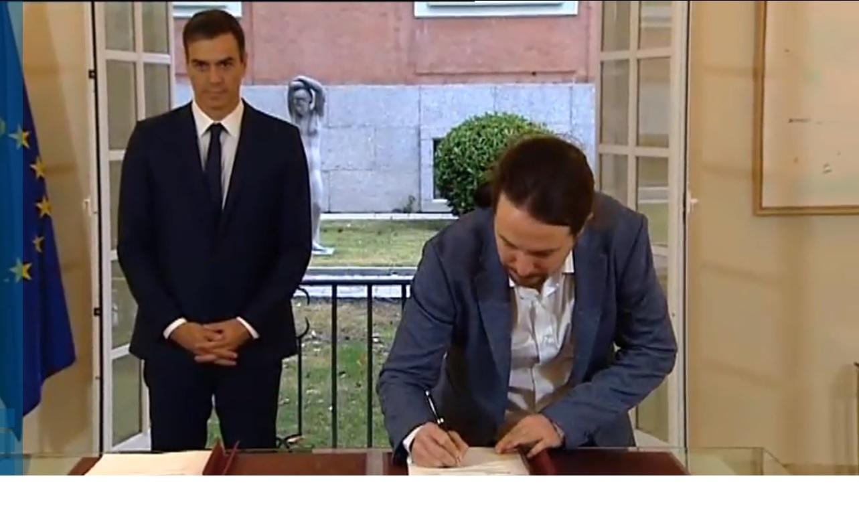 """El pasado mes de septiembre, el Presidente del Gobierno decía, con referencia a la votación parlamentaria favorable a la exhumación del tirano Franco del Valle de los caídos que """"España…"""