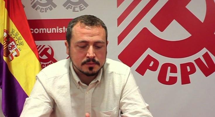"""El Secretario General del PCPV-PCE, Javier Parra, escribía hace breves fechas un texto titulado """"Un Partido para la Revolución. Volver a Lenin, rescatar a Gramsci"""" a modo de epílogo de…"""