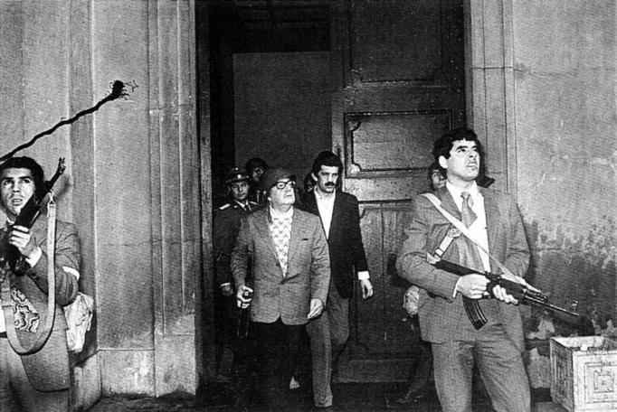 Este mes de septiembre se cumplen cuatro décadas del golpe de Estado del 11 de septiembre de 1973 contra el gobierno popular de Chile, el encabezado por Salvador Allende. El…