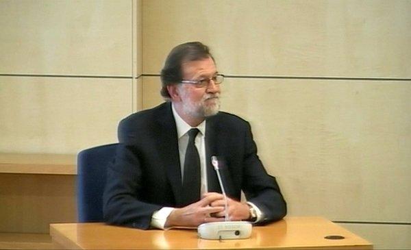 En el día de hoy el Presidente del Gobierno Mariano Rajoy ha acudido como testigo ante la Audiencia Nacional a declarar sobre la financiación ilegal del Partido Popular. Esta declaración…