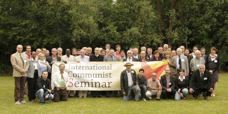 A continuación transcribimos la intervención de nuestro Secretario General el 2 de junio en el 22º Seminario Comunista Internacional 2013 celebrado en Bruselas y que en esta edición versaba sobre…