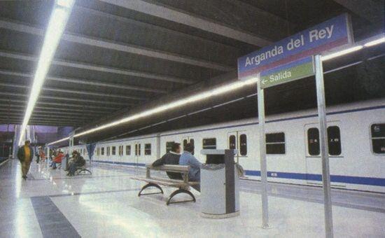 """En Arganda tenemos un dicho antiquísimo que dice:""""el tren de Arganda pita más que anda"""". Éste dicho está prácticamente olvidado por los argandeños, pero gracias a la desastrosa administración de…"""