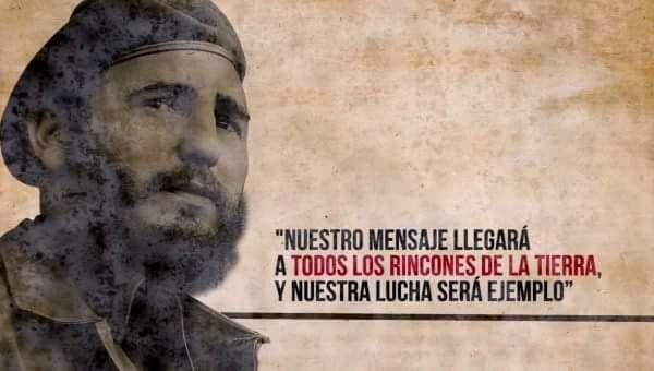 El fallecimiento del Comandante Fidel Alejandro Castro Ruz supone la pérdida del referente más importante en la actualidad que tienen todos aquellos obreros que luchan por la justicia social, por…