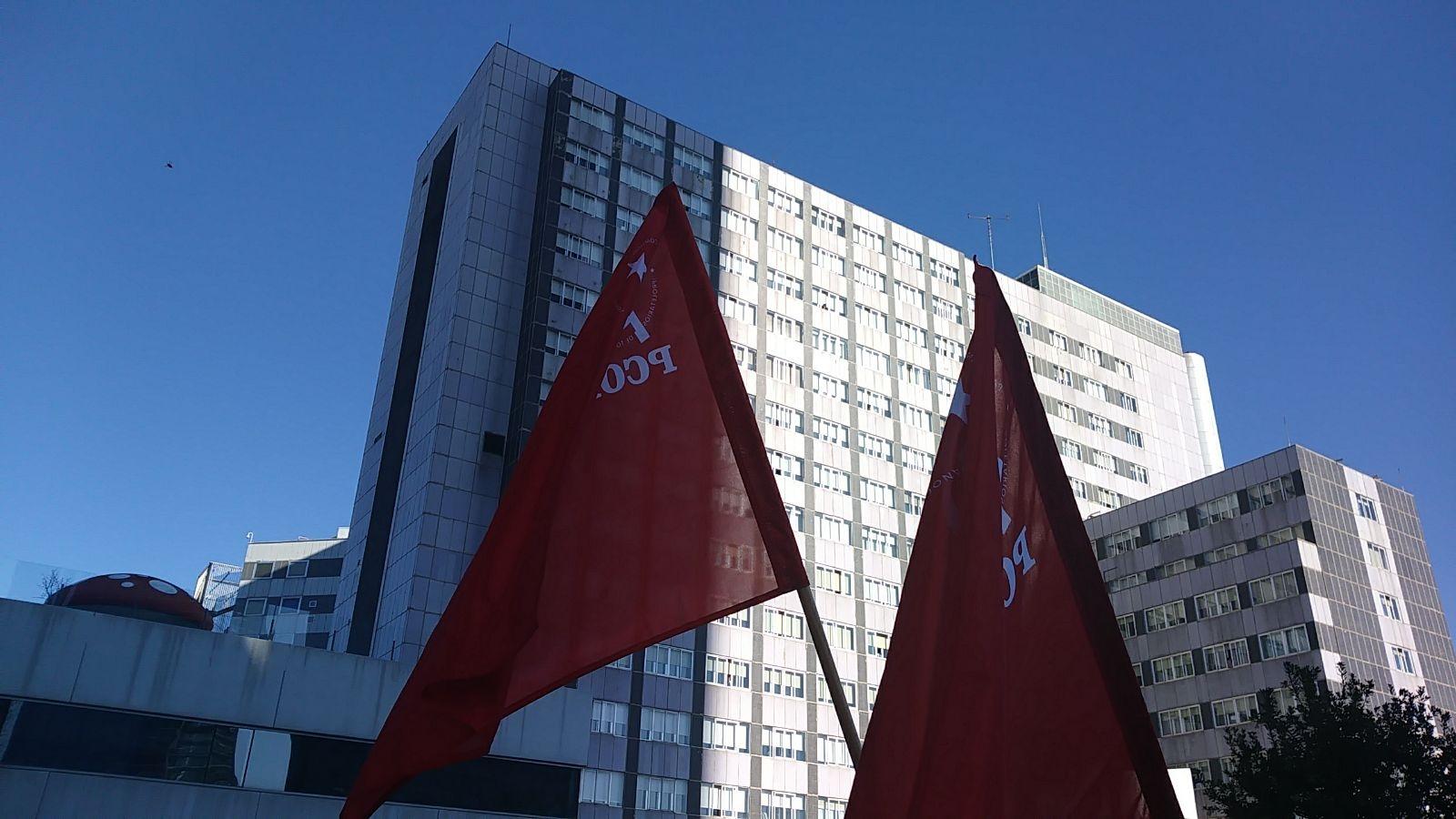 El pasado domingo 21 de enero el PCOE asistió a la manifestación en favor a la sanidad pública en el hospital la Paz de Madrid. Denunciamos el claro deterioro que sufre…
