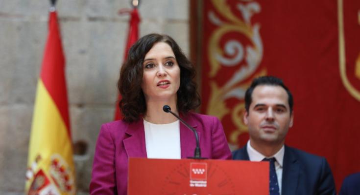 En la Comunidad de Madrid empuña el cetro desde hace décadas la reacción más rancia de este país fascista. Conformado por una coalición entre el Partido Popular y Ciudadanos y…