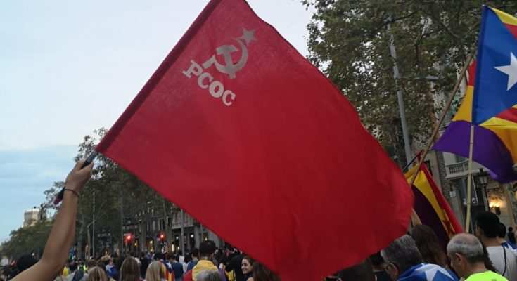 Per la independència de totes les treballadores i treballadors de l'estat.Divendres passat 18 d'octubre es va celebrar una vaga general pels drets i les llibertats, en les quals van confluir…