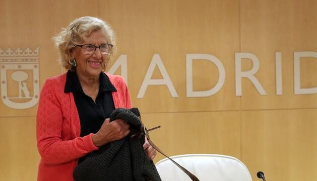 La alcaldesa de Madrid, Manuela Carmena, confirmó que volverá a ser candidata en las elecciones municipales de 2019. A su vez, rechaza volver a presentarse al frente de Ahora Madrid…
