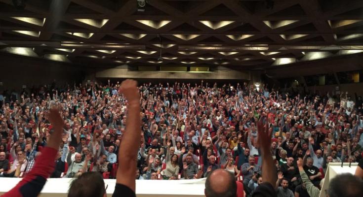 En una multitudinaria asamblea celebrada el miércoles, los trabajadores de la Empresa Municipal de Transportes (EMT) de Madrid han decidido por mayoría ir a la huelga de 24 horas del…