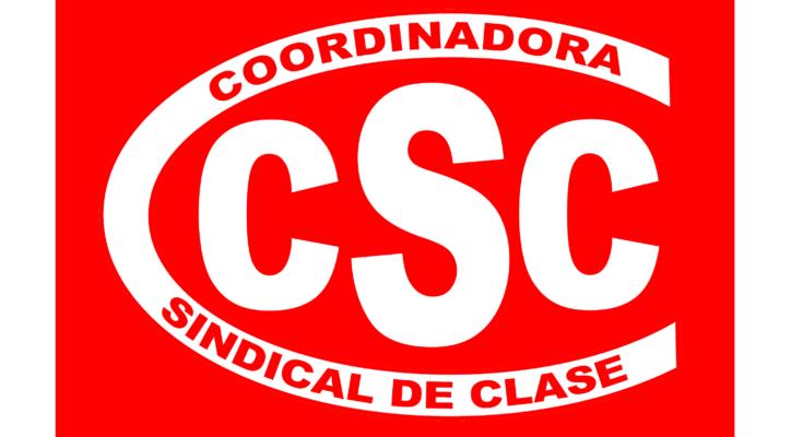 El Partido Comunista Obrero Español quiere trasladar su saludo y felicitaciones a la Asamblea General de la Coordinadora Sindical de Clase desarrollada el pasado sábado 26 de octubre en Madrid.Toda…