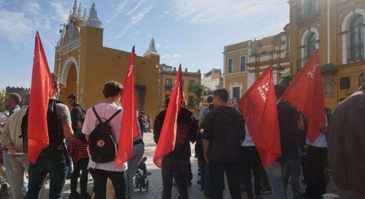 Hoy domingo se ha celebrado en Sevilla un acto pidiendo que se saque de la Basílica de la Macarena al genocida Queipo de Llano, responsable al menos de 3000 asesinatos…