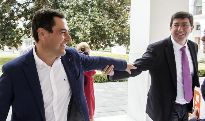 """Las """"MEDIDAS DE DESARROLLO Y PROSPERIDAD PARA UN NUEVO GOBIERNO EN ANDALUCÍA"""" suscritas por…"""