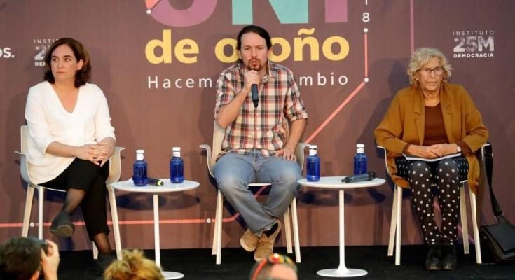 Hace un mes,desde el PCOE, criticamos la propuesta de Manuela Carmena para una candidatura independiente en las elecciones municipales de 2019, la cual supone una nueva traición a la clase…