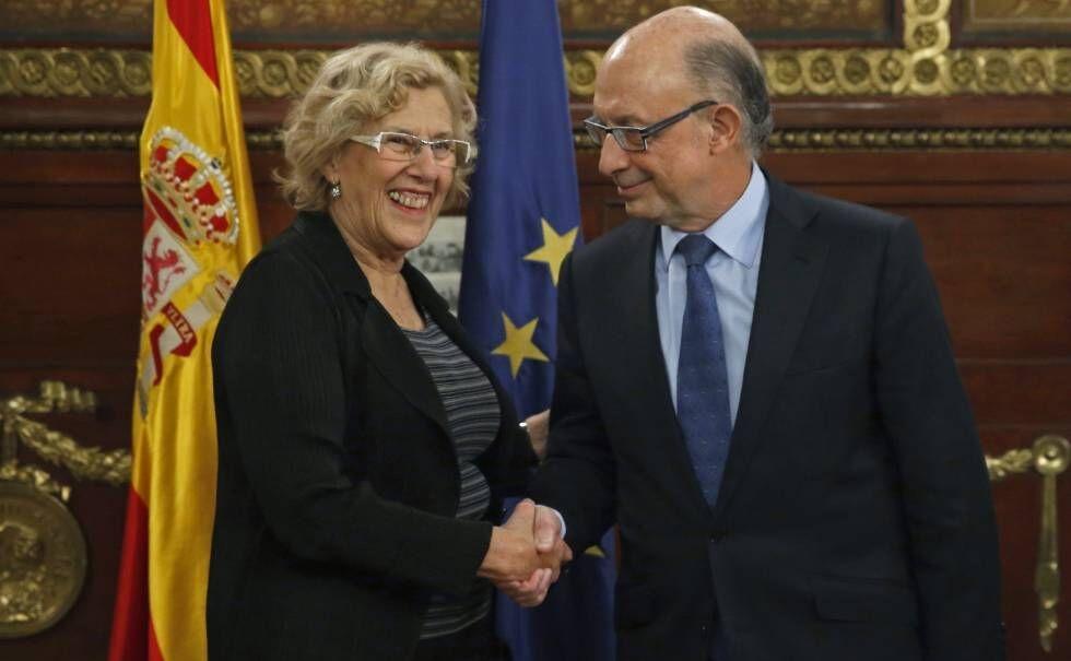 El Ayuntamiento de Madrid sufre una más que previsible crisis –una más- fruto de la propia naturaleza de la socialdemocracia encarnada en Ahora Madrid. La destitución de Carlos Sánchez Mato…