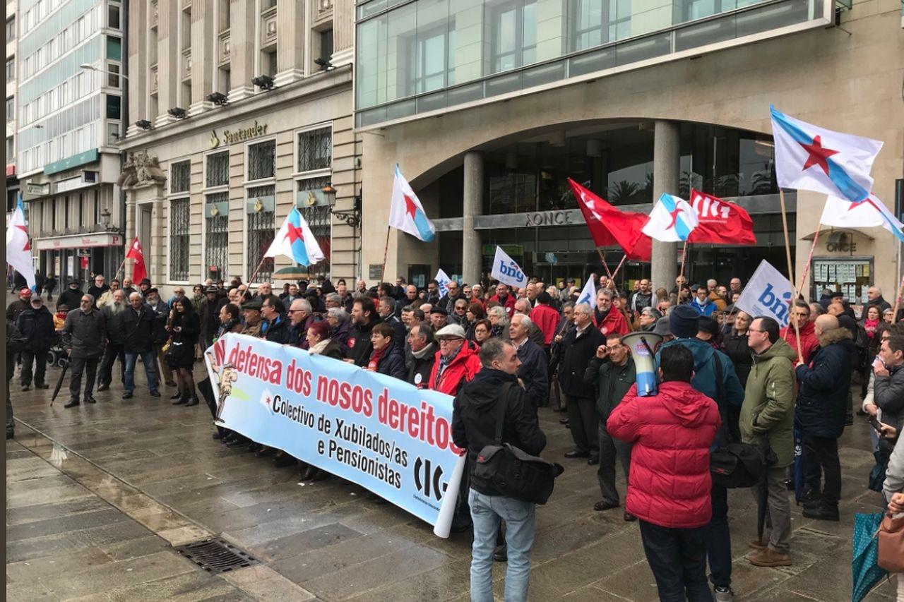 """Pasado o 1 de Maio, o sindicato autodenominado """"de clase"""" CIG, anunciou o seus planes de convocar una vaga xeral en Galiza o 19 de Xuño contra as medidas """"antisociais,…"""