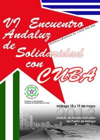 El Partido Comunista Obrero Español (PCOE) quiere manifestar que no participará en el VI Encuentro Andaluz de Solidaridad con Cuba que se celebrará los próximos días 18 y 19 de…