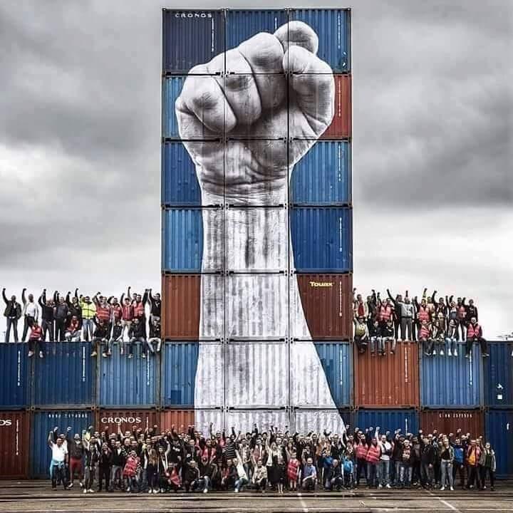 El Partido Comunista Obrero Español saluda a la lucha de los estibadores de los puertos españoles, y los acompaña en sus reivindicaciones contra la agresión, tanto laboral como ideológica, que…