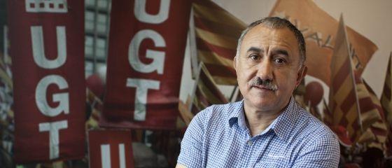 Josep María Álvarez, secretario general de la UGT en Catalunya desde tiempos inmemoriales –nada más y nada menos que desde 1990-, cumple a la perfección con el papel que el…