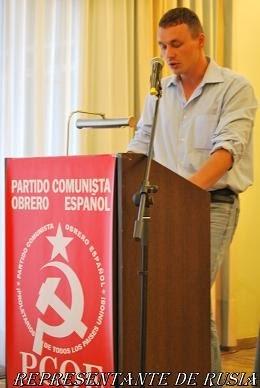 ¡Estimados camaradas! Saludamos a su XIVº Congreso del Partido Comunista Obrero Español (PCOE) desde nuestro jóven movimiento marxista-leninista «Liberación de Labor».  En los tiempos de división y bandazos, en la crisis del…