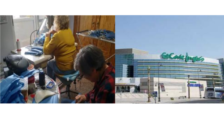 La falta de equipos de protección individual (EPIs) en el Hospital Puerta del Mar, y en todos los hospitales, para los profesionales que tratan a enfermos con coronavirus, nos muestra…