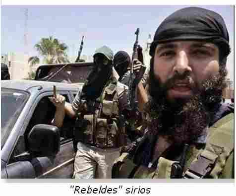 Pocos meses después de recibir el premio nobel de la paz1 la Union Europea muestra abiertamente su lado criminal levantando el supuesto embargo de armas a los «rebeldes» sirios, principalmente…