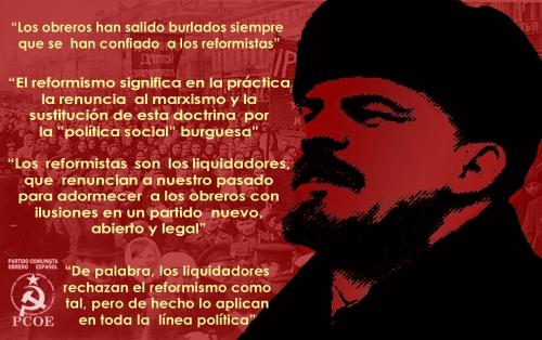 Un partido comunista no es una organización mágica, pero sí debe adelantarse al conjunto de la sociedad y, para ello, ha de llevar a cabo sus análisis con el método…