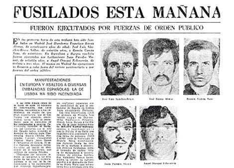 El Pleno del Comité Cental del Partido Comunista Obrero Español celebrado en Sevilla el día 26 de septiembre de 2015, a un día del 40 aniversario del asesinato de los…