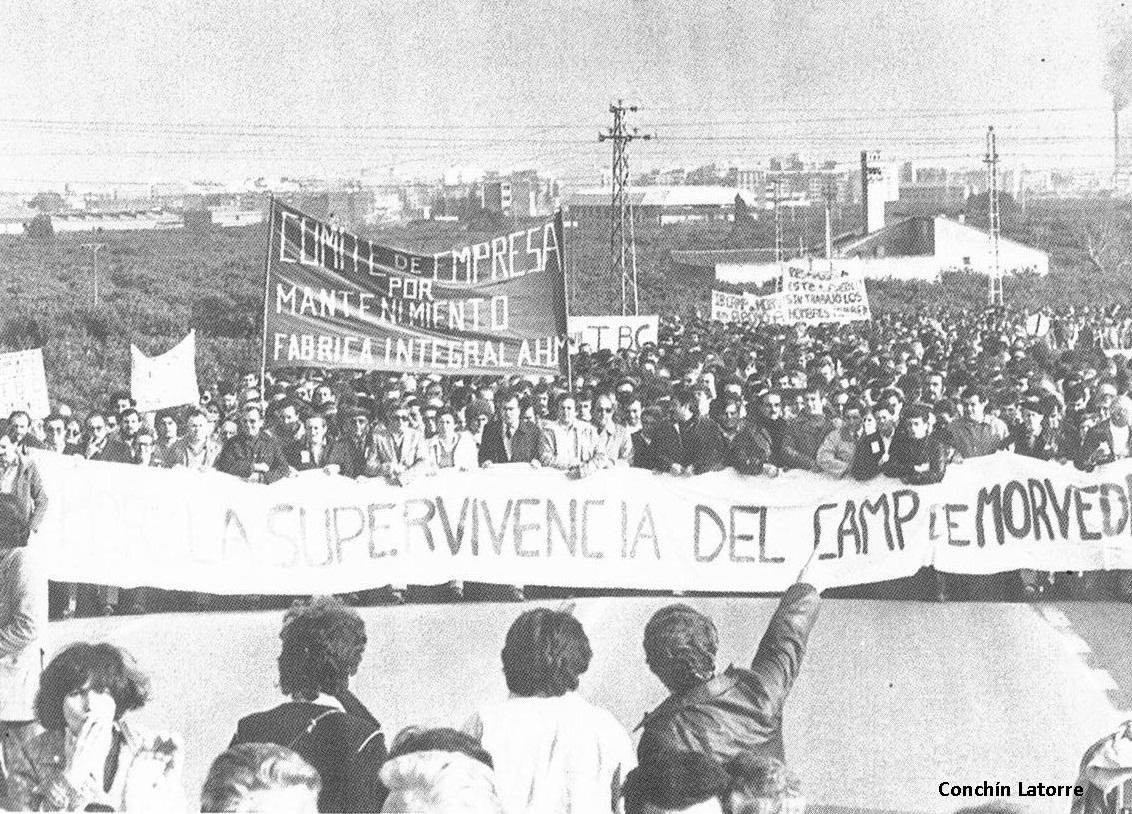 Los trabajadores y estudiantes valencianos hemos decidido comprometernos con la causa del proletariado y agruparnos en torno a una organización verdaderamente revolucionaria, la cual emplea la lucha teórico-práctica mediante la…