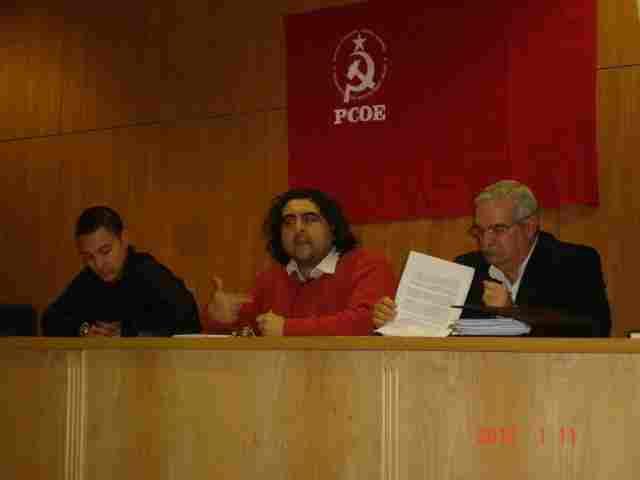 Dentro del programa de actos públicos proyectado por el Comité Provincial y organizados por las células de Sevilla en sus ámbitos de actuación, el pasado miércoles 11 de enero de…