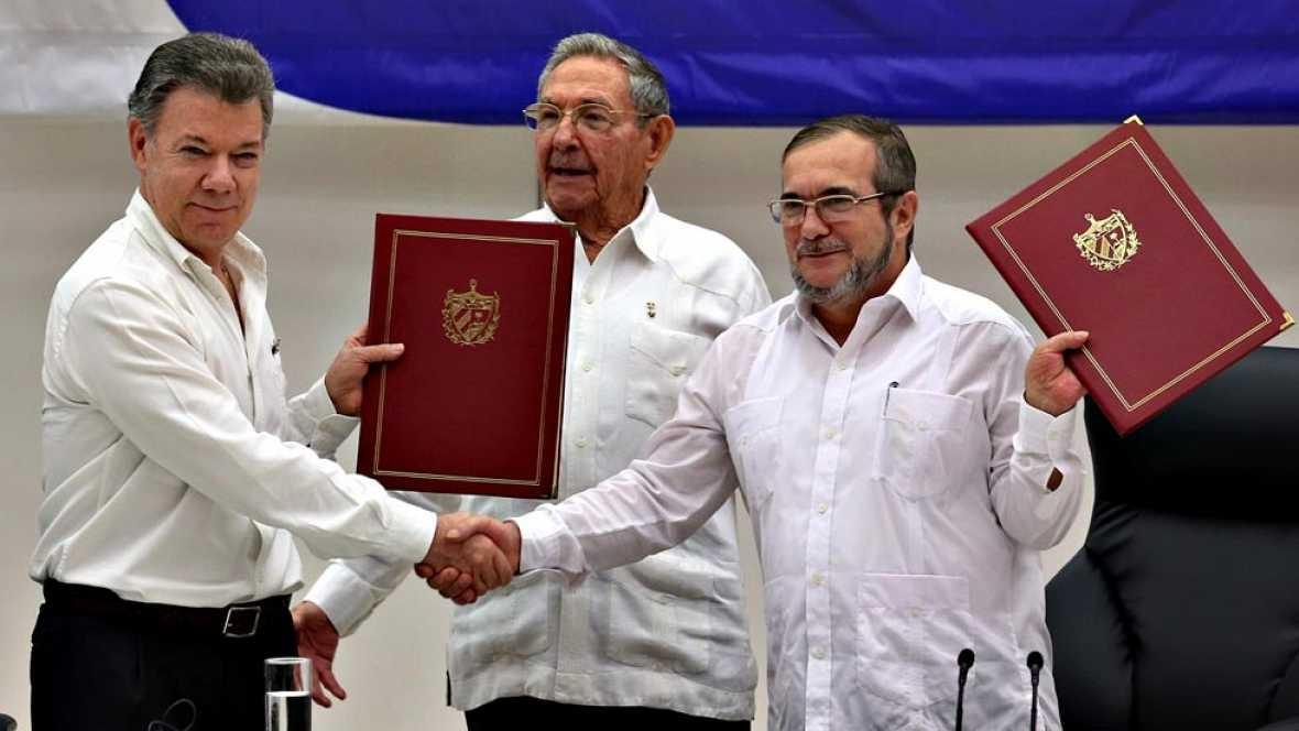El acuerdo de paz entre las Fuerzas Armadas Revolucionarias de Colombia – Ejército del Pueblo (FARC-EP) y el gobierno colombiano de Juan Manuel Santos acabó en fracaso tras el sometimiento…