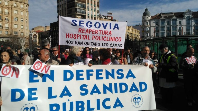 Segovia es la única provincia de Castilla y León que cuenta con un único centro hospitalario. Se podría llegar a pensar que es suficiente para una provincia de 155.652 habitantes,…