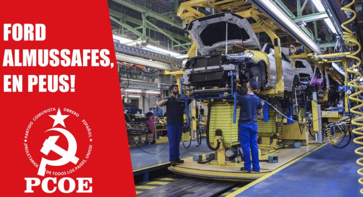 Novament els treballadors de Ford es veuen abocats a un expedient de regulació temporal de l'ocupació (ERTO), però en aquesta ocasió, no afecta a una part, sinó a la totalitat…