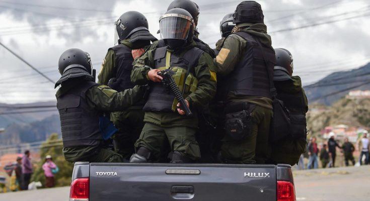 El Partido Comunista Obrero Español (PCOE) condena el golpe militar y policial perpetrado en el Estado Plurinacional de Bolivia contra el presidente constitucional, Juan Evo Morales Ayma. Con el apoyo…