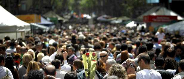 El Partit Comunista Obrer de Catalunya (PCOC), va estar present el passat 23 d'abril, dia de Sant Jordi, a la rambla de Catalunya i va aprofitar aquest dia per difondre…