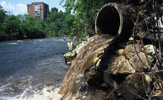tóxicos vertido ríos