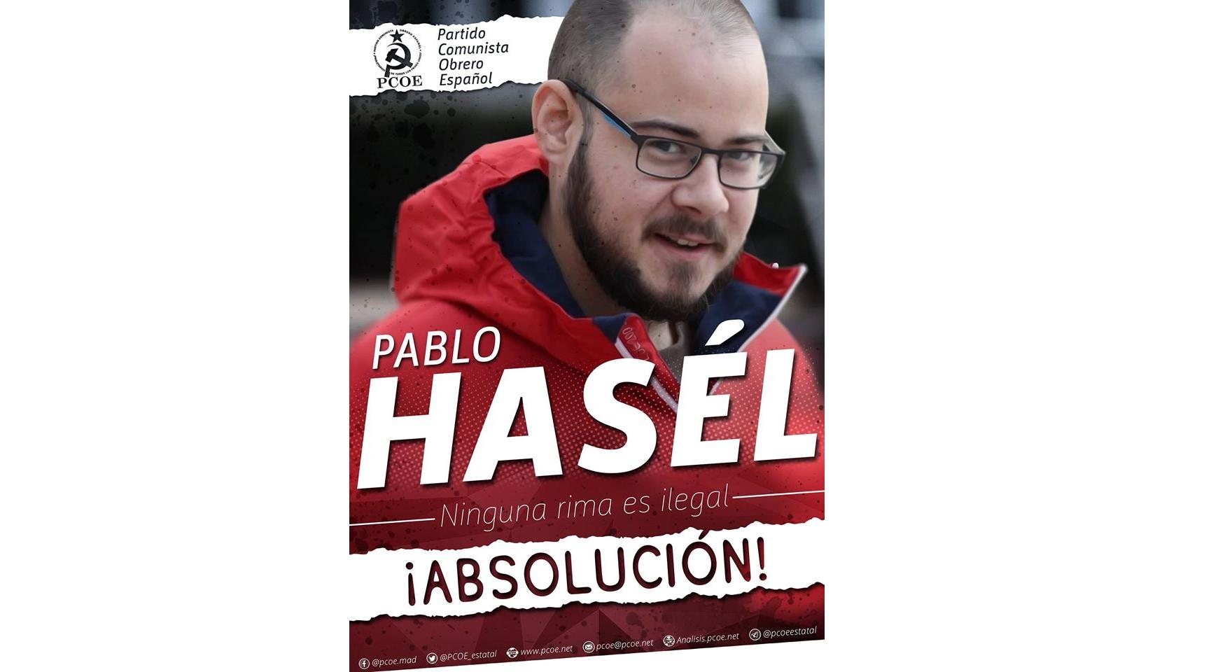 Desde hace años, el Estado Español ha perseguido y reprimido a Pablo Hasel, procesándolo, imputándolo y deteniéndolo en varias ocasiones. La Audiencia Nacional, aquel órgano del franquismo llamado Tribunal de…